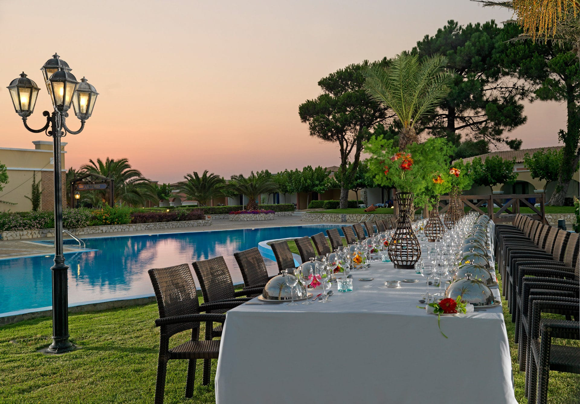 Meetings & Events | Inspiring Events | Aldemar Royal Olympian